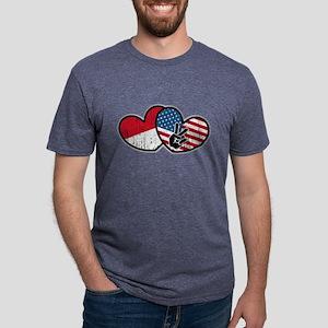 Monacan American T-Shirt