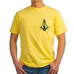 Masons who vape Yellow T-Shirt
