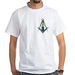 Masons who vape White T-Shirt
