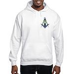 Masons who vape Hooded Sweatshirt