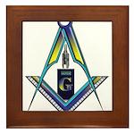 Masons who vape Framed Tile