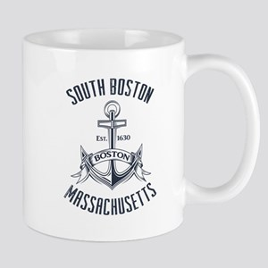 South Boston, MA Mug