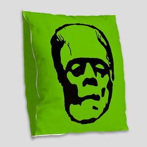 Frank Burlap Throw Pillow