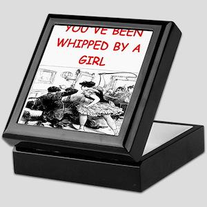 whipped Keepsake Box