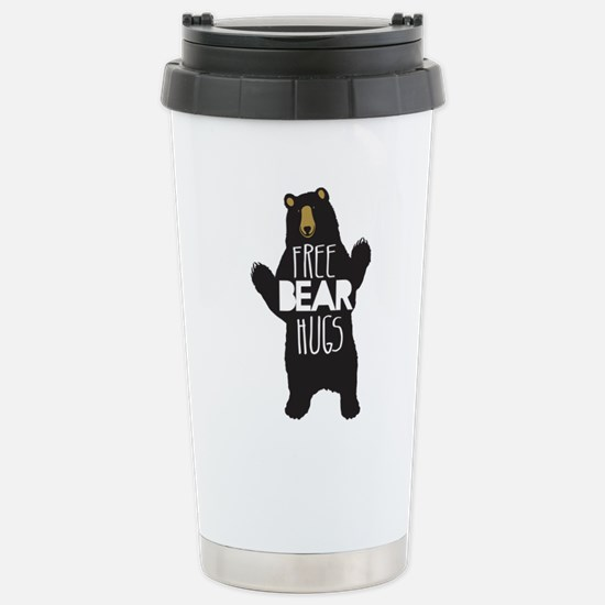 FREE BEAR HUGS Travel Mug