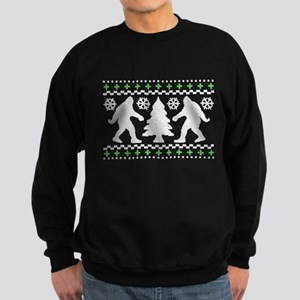 NEW! Bigfoot Ugly Christmas Sweater Sweatshirt