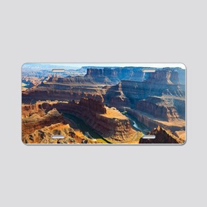 Beautiful Grand Canyon Aluminum License Plate