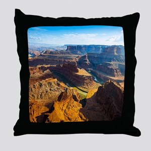 Beautiful Grand Canyon Throw Pillow
