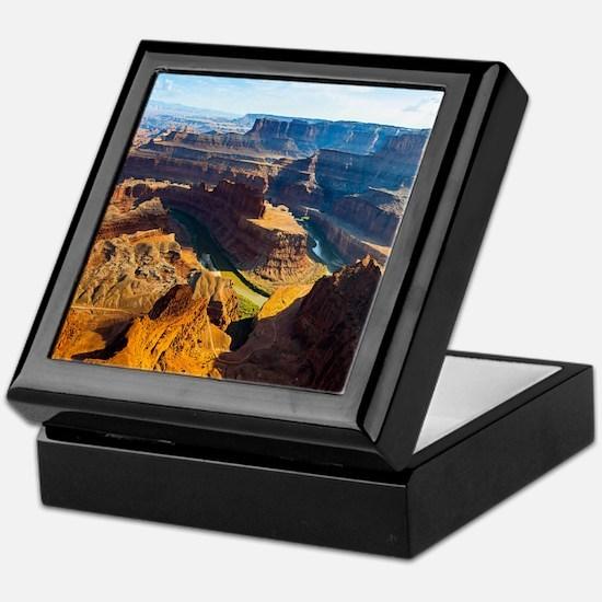 Beautiful Grand Canyon Keepsake Box