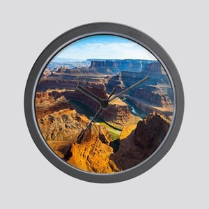 Beautiful Grand Canyon Wall Clock