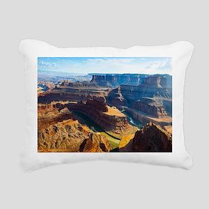 Beautiful Grand Canyon Rectangular Canvas Pillow