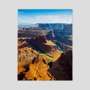 Beautiful Grand Canyon Twin Duvet