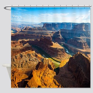 Beautiful Grand Canyon Shower Curtain