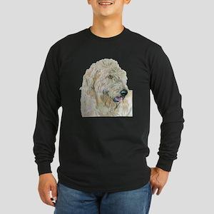 Cream Labradoodle Long Sleeve T-Shirt