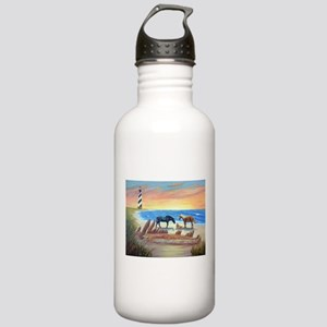 New Day Cape Hatteras Stainless Water Bottle 1.0L