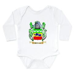 Heffernan Long Sleeve Infant Bodysuit