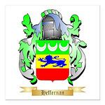 Heffernan Square Car Magnet 3