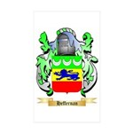 Heffernan Sticker (Rectangle 50 pk)
