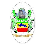 Heffernan Sticker (Oval 10 pk)