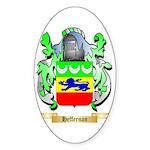 Heffernan Sticker (Oval 50 pk)
