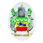 Heffernan Ornament (Oval)
