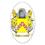 Heeremans Sticker (Oval 10 pk)