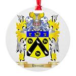 Heenan Round Ornament