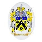 Heenan Ornament (Oval)