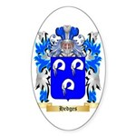 Hedges Sticker (Oval)