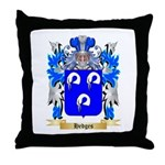 Hedges Throw Pillow