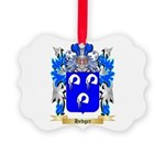 Hedger Picture Ornament