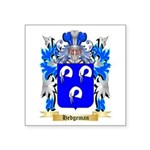Hedgeman Square Sticker 3