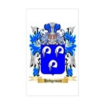 Hedgeman Sticker (Rectangle)