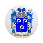 Hedgeman Ornament (Round)