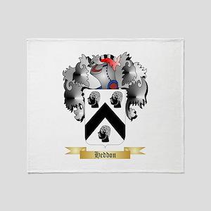Heddon Throw Blanket