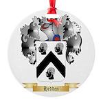 Hedden Round Ornament