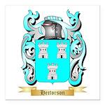 Hectorson Square Car Magnet 3