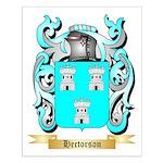 Hectorson Small Poster