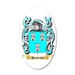 Hectorson 35x21 Oval Wall Decal