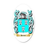 Hector Oval Car Magnet