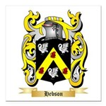 Hebson Square Car Magnet 3