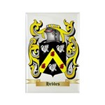 Hebbes Rectangle Magnet (100 pack)