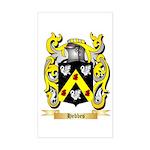 Hebbes Sticker (Rectangle)
