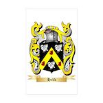 Hebb Sticker (Rectangle 50 pk)