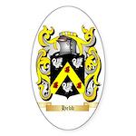 Hebb Sticker (Oval 10 pk)