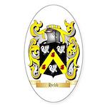 Hebb Sticker (Oval 50 pk)