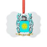 Heb Picture Ornament