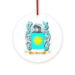 Heb Ornament (Round)