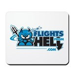 Flights From Hell Mousepad