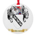 Heaton Round Ornament